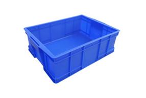 X213塑料周转箱(可配箱盖)