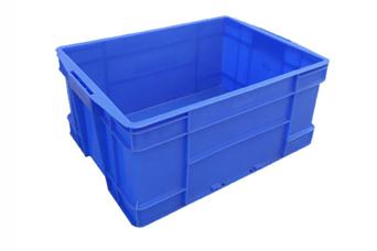 X214塑料周转箱(可配箱盖)