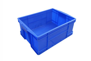 X215塑料周转箱(可配箱盖)
