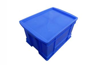 X216塑料周转箱(可配箱盖)