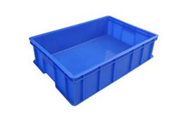 X221塑料周转箱(可配箱盖)