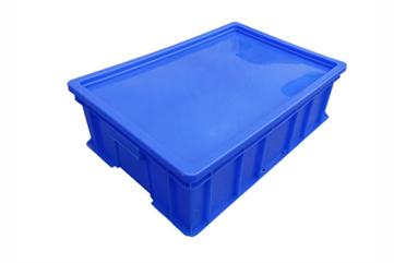 X222塑料周转箱(可配箱盖)