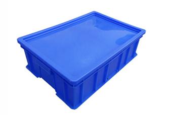 X223塑料周转箱(可配箱盖)