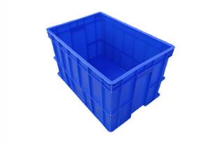 X224塑料周转箱(可配箱盖)