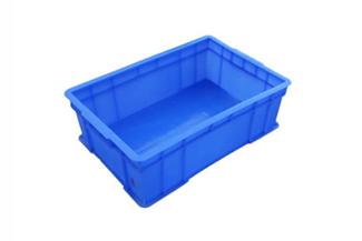X263/263-1塑料周转箱(可带隔板)