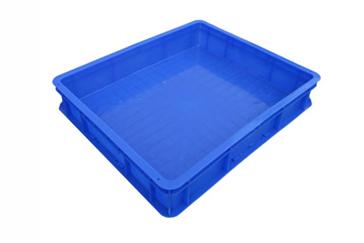 X286塑料周转箱(可配箱盖)