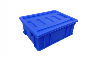 X46塑料周转箱(箱盖可选)