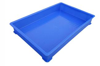 X52塑料周转箱(方盘)