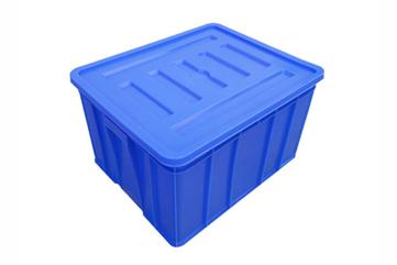X103塑料周转箱(可配箱盖)
