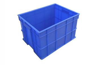 X161塑料周转箱(可配箱盖)