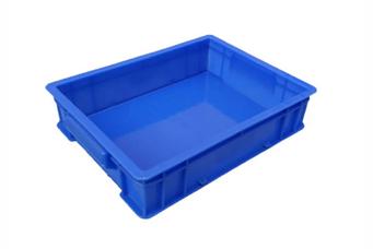 X191塑料周转箱(可配箱盖)