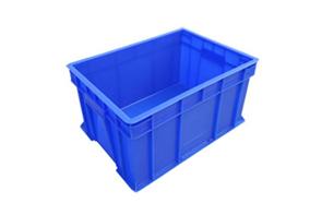 X210塑料周转箱(可配箱盖)