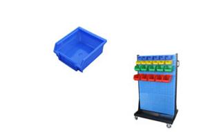 146-1 背挂式零件盒