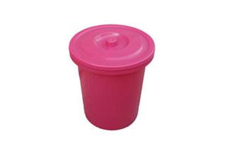 10L圆桶垃圾桶