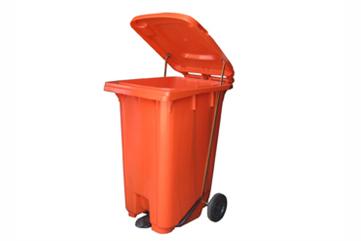 3#-240L脚踏式垃圾桶